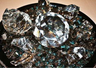 Large Diamonds For Fireplace