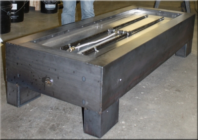 Custom Large Outdoor Fire Pits And Fire Bowls For Commercial Use