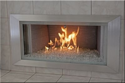 Groovy Aluminum Or Stainless Steel Fireplace Surrounds Stainless Home Interior And Landscaping Eliaenasavecom