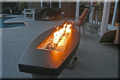 Custom propane burners for fireplaces and fire pits. Made to order fireplace  burners. - Custom Propane Burners For Fireplaces And Fire Pits. Made To Order