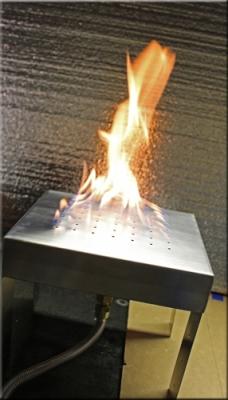 Custom Fireplace Metal Pans Basket Burners Natural Gas