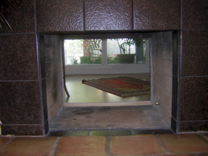 2 sided fireplace designs