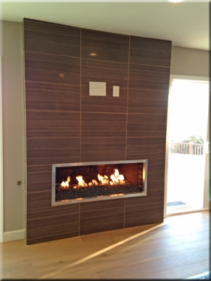 Diy Fireplace Re Models Step By Step Fireplace Conversion