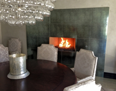 Custom Built Fireplaces