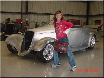 32 Aluminum Ford by Boyd Coddington