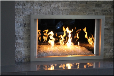 Larry Kraines Fireplace Surround