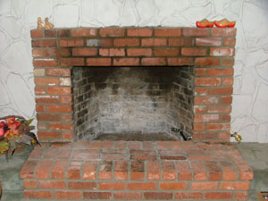 Super Clean Brick Fireplace Charming Fireplace Download Free Architecture Designs Lukepmadebymaigaardcom