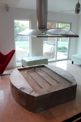 Indoor Fire Pits With Fire Glass. Clean Burning Indoor Fire Pits With  Crushed Tempered Glass.
