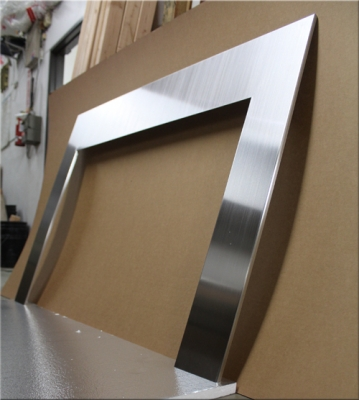 Stainless Steel 3 Sided Surround