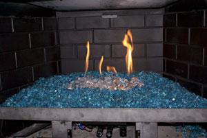 Convert your ventless burner fireplace to safely burn ...