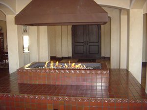 indoor fire pits with fire glass. Clean burning indoor fire pits ...