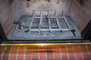 Custom size propane burner pan for fire pits fireplaces. Propane ...