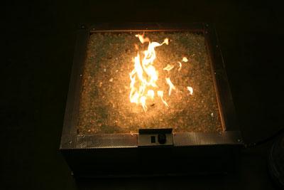 propane fire pit 16