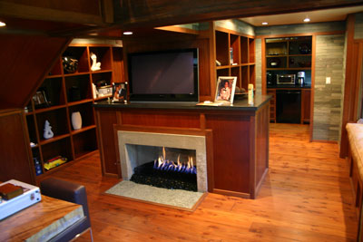 nick cannon fireplace 8