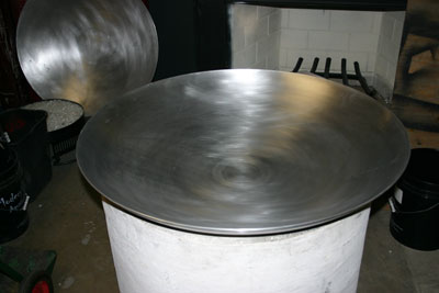 spun bowl 11