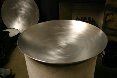 spun bowl 12