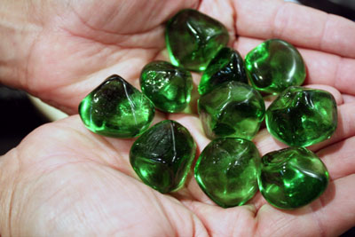 forest green diamonds 3