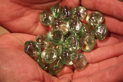 mini green Diamonds 3