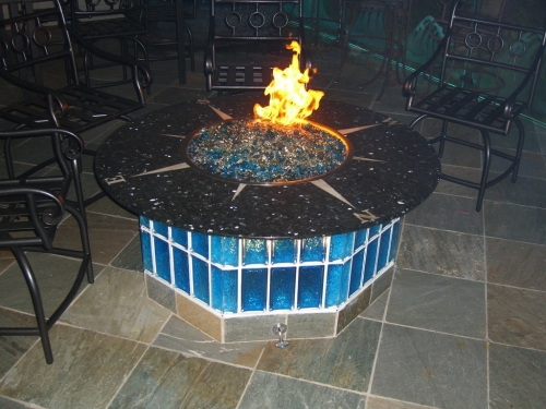 compass fire pit 2