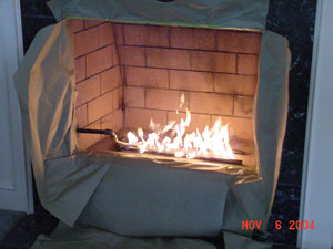 Self Install Fireplace Glass Page 3