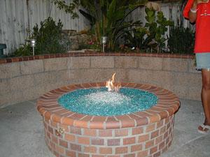 fire pit 7