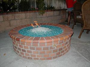 fire pit 8