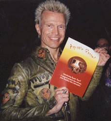 Billy Idol moderustic