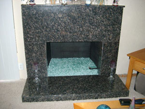 fireplace ideas for a marble mantel