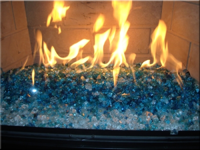 Ed Schmidt 1 ... - Large Chunky Fireglass Pieces For Fireplaces Fire Tables.