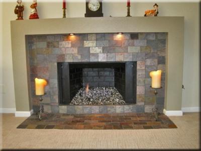 Platinum a metallic shiny fireglass option for you fireplace or ...
