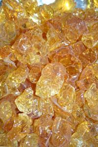 yellow amber