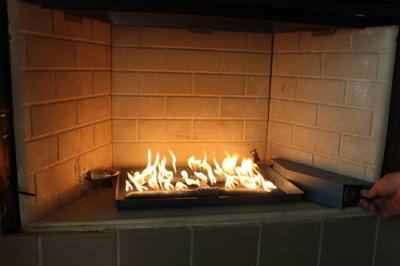 Made to order fireplace and fire pit burners. Available in both Propane and natural gas.