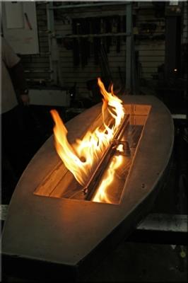 Custom Fireglass Fire Tables Burners And Propane Burners
