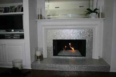 Fireplace Surrounds For The Kathy Griffin Christmas