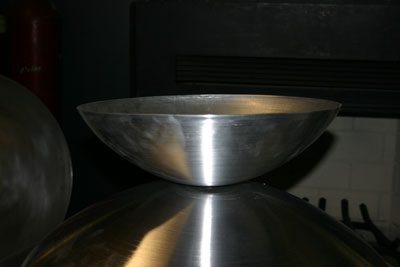 Spun Bowl 11 3
