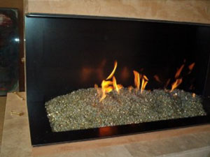 Fireplaces Pictures Of Gas Fire Gl Designed With