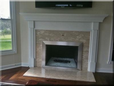 Ash Sarna Fireplace Surround 2